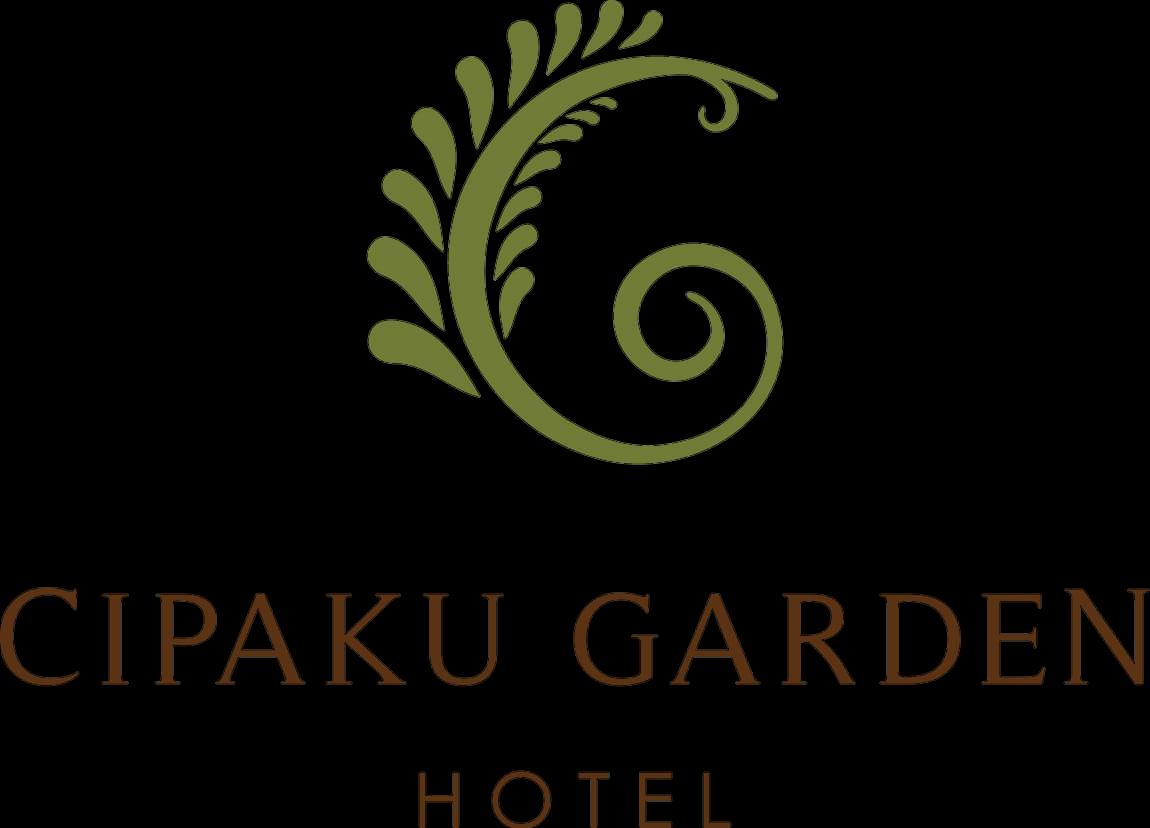 Cipaku Garden Hotel New Logo